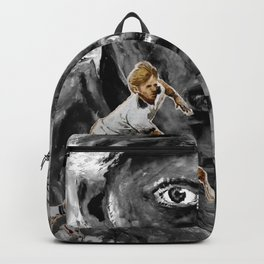 The young BORIS BECKER Backpack