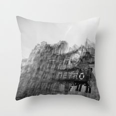 how it feels to say goodbye Throw Pillow