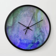 The Art of Solitude Wall Clock