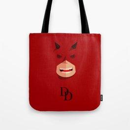 Dare Devil Tote Bag