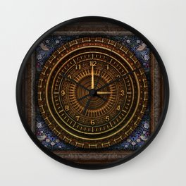 Clock Time Wall Clock