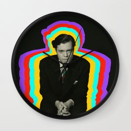 Orson Welles tie days Wall Clock