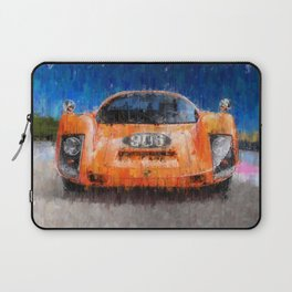 906 Carrera Laptop Sleeve