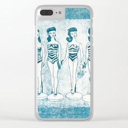 Everything Nice Clear iPhone Case