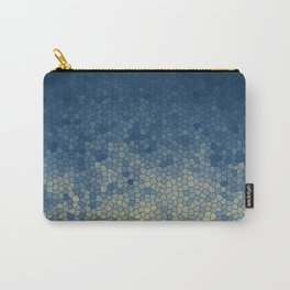 Sea Foam Carry-All Pouch