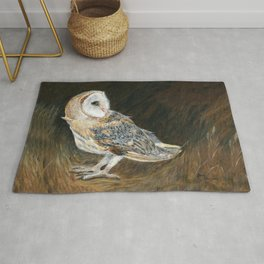 The Night Hunter by Teresa Thompson Rug