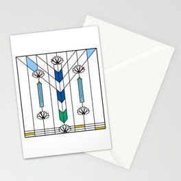Frank Lloyd Wright Waterlilies and Ennis Stationery Cards