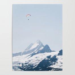 Grindelwald First – Switzerland Poster
