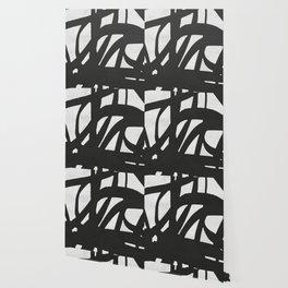 Black Expressionism I Wallpaper