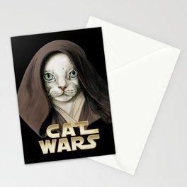 Cat Obi Wan Stationery Cards