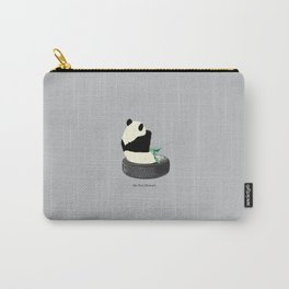 do not disturb. PANDA Carry-All Pouch