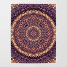 Mandala 590 Poster