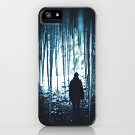 The Ice Man (Color) iPhone Case