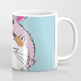 Not your average easter bunny Coffee Mug