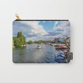 View Upriver From Henley Bridge Carry-All Pouch