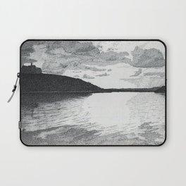 Waterton Lakes Sunset Laptop Sleeve