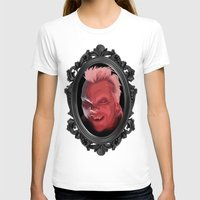 david fleck T-shirts featuring David by Jehzbell Black