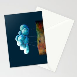 Cloud Tied Stationery Cards