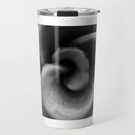 Concrete Rose Travel Mug