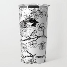 spring bird Travel Mug