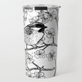 spring bird Travel Mug