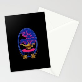 Let's make some magic Stationery Cards