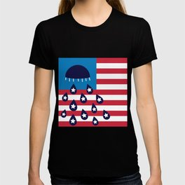 Red White and Blues T-shirt