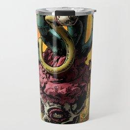 Magic Rocket Shroom Eye Travel Mug
