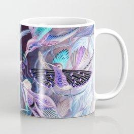 Ode to Haeckel's Hummingbirds Coffee Mug