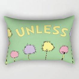 Unless Rectangular Pillow