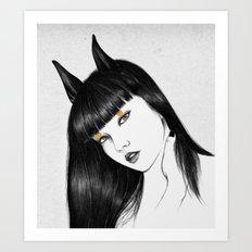 Cirque III Art Print