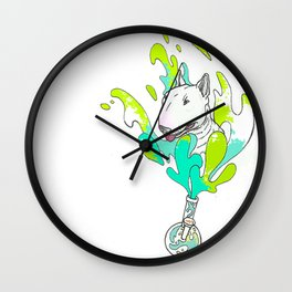 DevilBong Wall Clock