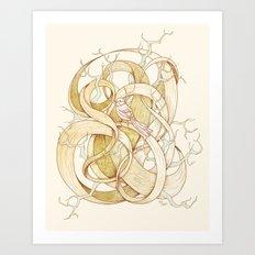Escape | VACANCY zine | Art Print