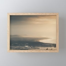 Viana do Castelo, Portugal Framed Mini Art Print