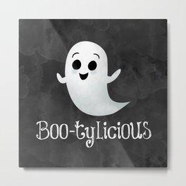 Boo-tylicious Metal Print