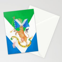 Flag of Compassion Stationery Cards