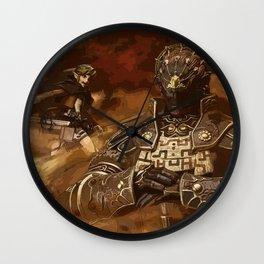 Colossal Ganondorf Wall Clock