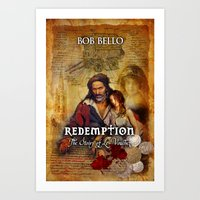 Redemption: The Story of Le Vouchez Art Print