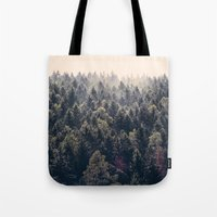 marina and the diamonds Tote Bags featuring Come Home by Tordis Kayma