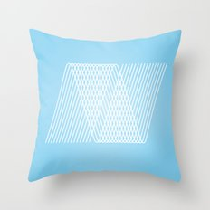 N like N Throw Pillow
