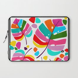 TECHNICOLOR MONSTERA Laptop Sleeve