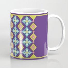 Moroccan colorful pattern Coffee Mug
