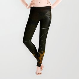 Looking for Ancestral Treasures Leggings