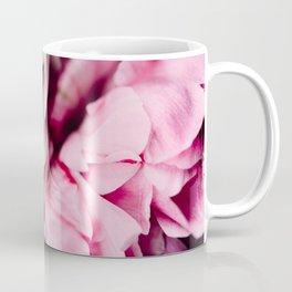 Pink Peonies Coffee Mug