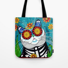 Stormy the Cat Tote Bag