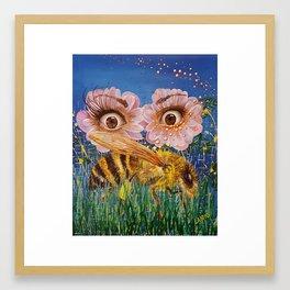 Rumors Of Spring Framed Art Print