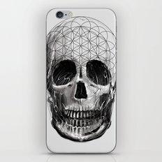 Sacred Skull iPhone & iPod Skin
