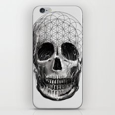 Sacred Skull iPhone Skin