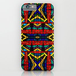 Glass Mosaic iPhone Case