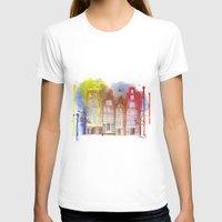 amsterdam T-shirts featuring Amsterdam by Svitlana M
